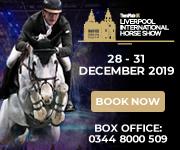 Liverpool International Horse Show 2019 (Powys Horse)